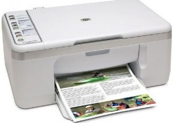 Top Printer Drivers HP Deskjet F4135 For All In one