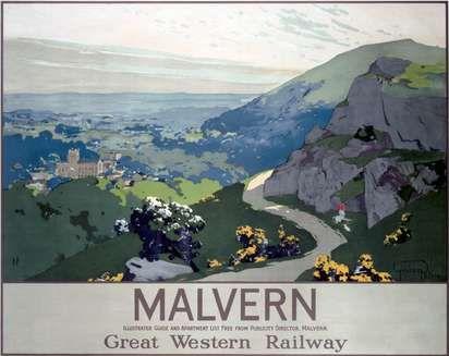 Malvern Worcester Railway 150th Anniversary