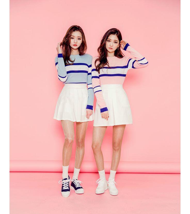 #CHUU #style #사랑해츄 #twin look