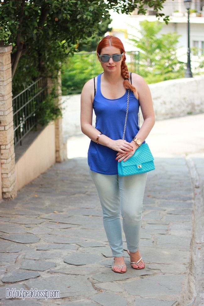 Casual Barbecue - outfit 3- DoYouSpeakGossip.com