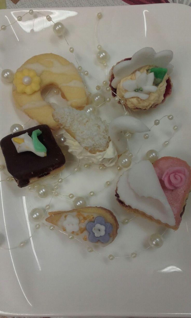 Naše svatební cukroví
