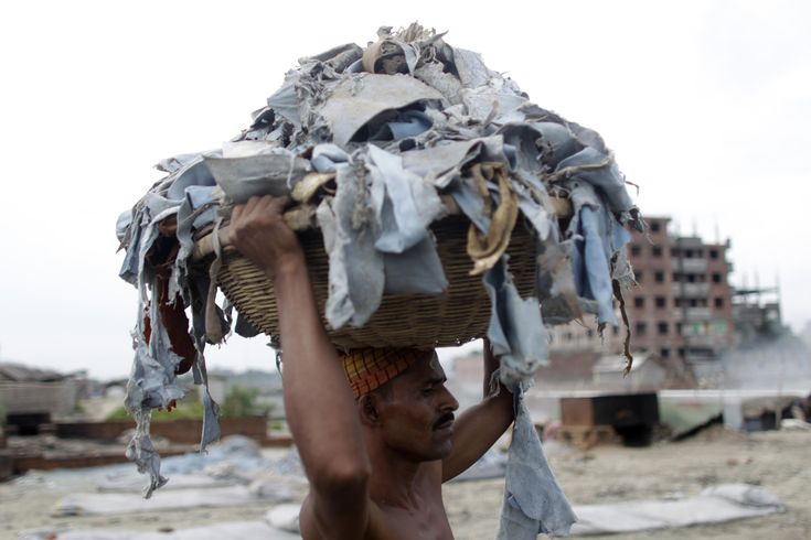 The Ultimate Fashion Fail: One Garbage Truck Of Textiles Is Thrown Away Every Second | HuffPost