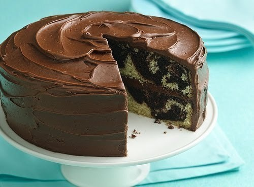 ... Thought on Pinterest | Flourless chocolate, Marble cake and Vanilla