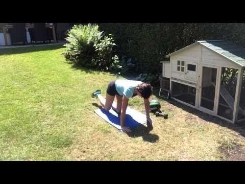 Vakantie workout 1 juli - YouTube