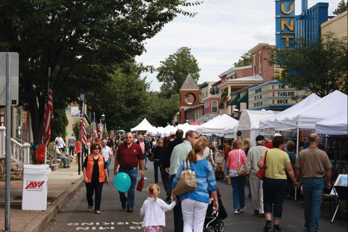 The Doylestown Arts Festival Returns With 150 Vendors, Music And The Thompson Bucks County Classic, A Multi-Town Bike Race, September 7-8. Thanks for spreading the word @Patricia Nickens Derryberry Philly!