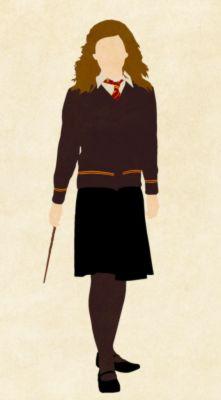 Minimalist Hermione