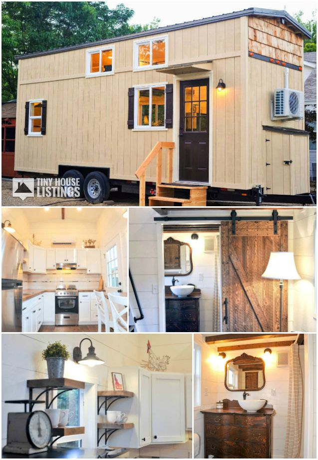 Magnolia Must See Inside Tiny House For Sale In Eagle Idaho