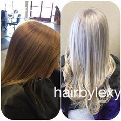 COLOR CORRECTION: Box Blah To Silver Ash Blonde   Modern Salon