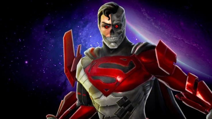 DC Legends Official Cyborg Superman Trailer Meet the real Man of Steel. August 25 2017 at 04:30PM  https://www.youtube.com/user/ScottDogGaming