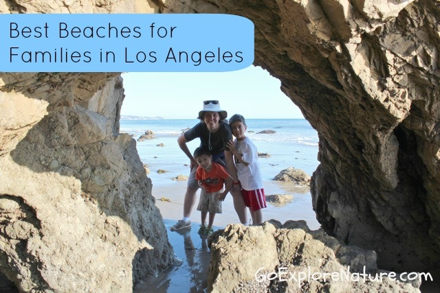 Best Southern California Nature Trips For Families
