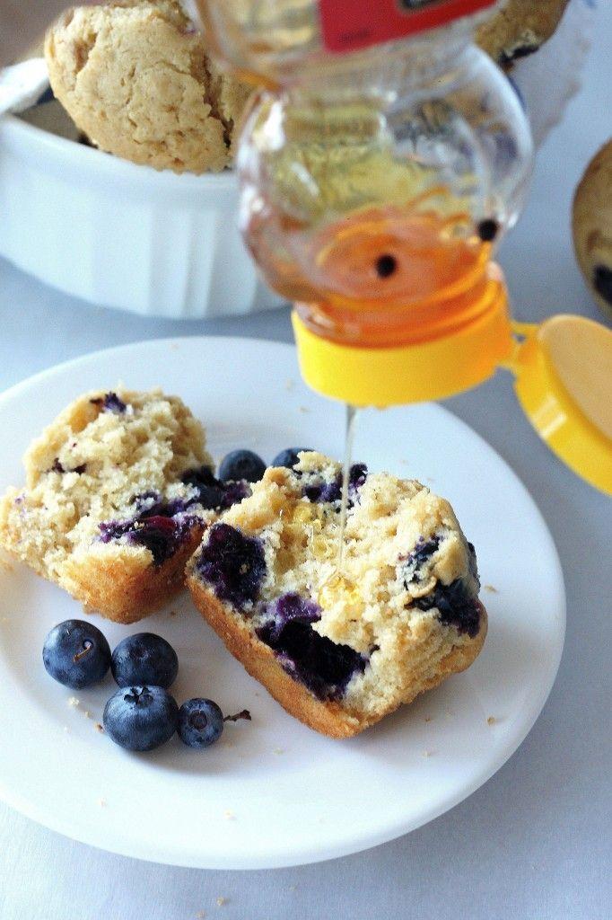 Penser santé...allez-y pour ce muffin aux bleuets - Recettes - Recettes simples et géniales! - Ma Fourchette - Délicieuses recettes de cuisine, astuces culinaires et plus encore!