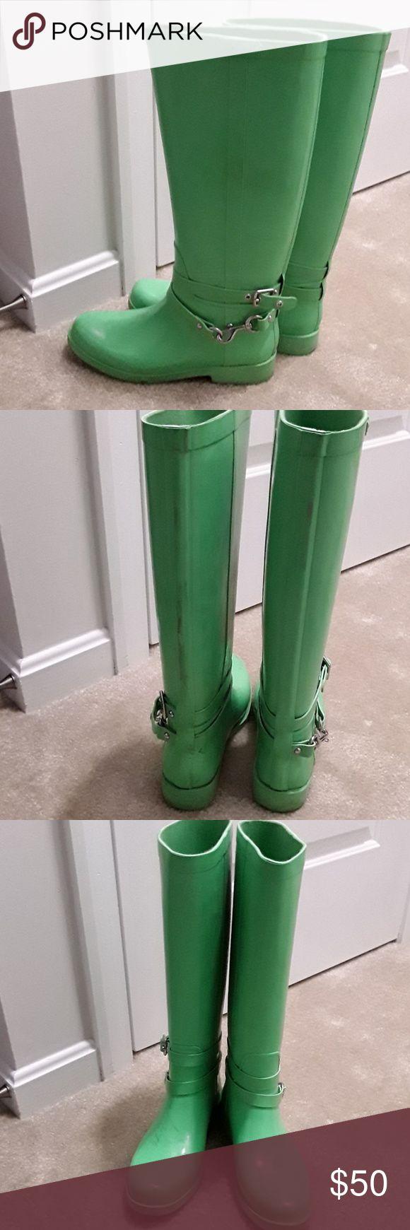 Coach Rain Boots Coach Rain Boots Coach Shoes Winter & Rain Boots