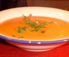 Krem z dyni curry-coco | Przepisownia