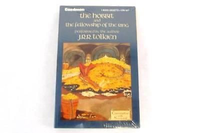 The Hobbit and The Fellowship of the Ring Audiobook Cassette Read by JRR Tolkien