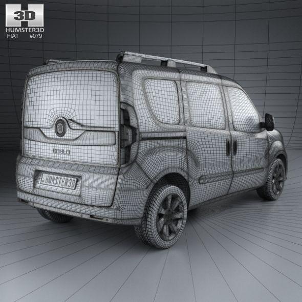 Fiat Doblo Passenger L1h1 2015 Em 2020 Kombi 2010 Kombi