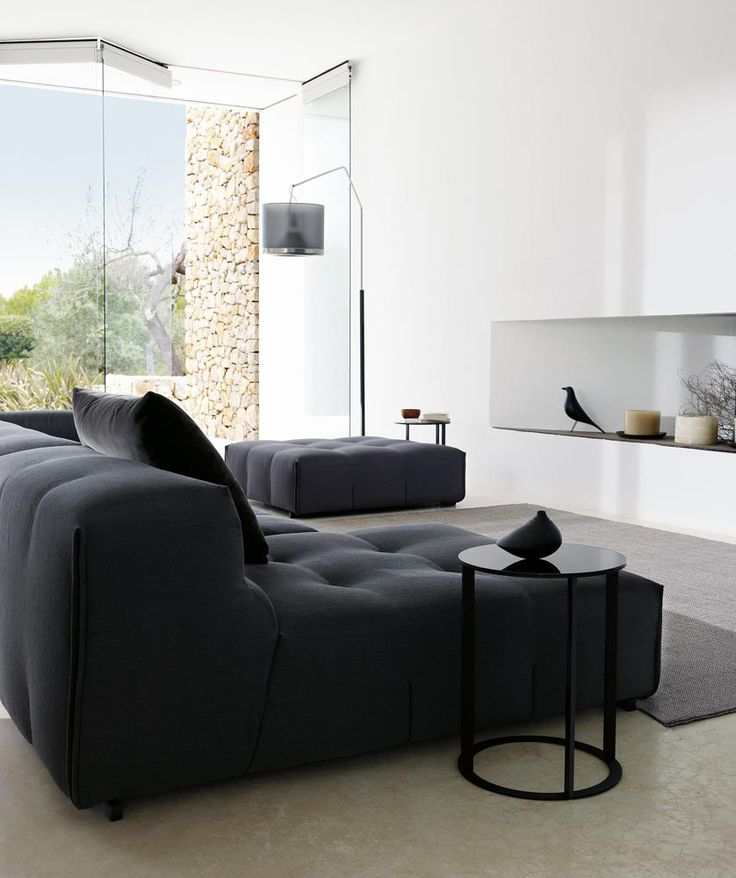 Reclining Sofa B Italia Tufty Too sofa by Patricia Urquiola