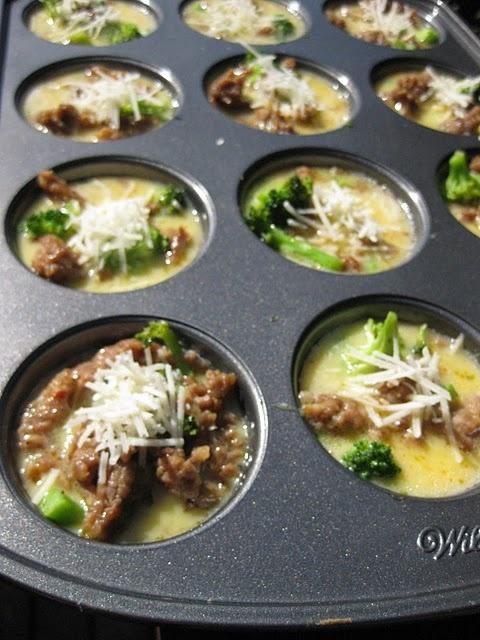 Breakfast egg cups!: Breakfast Eggs, Breakfast Muffins, Breakfast Ideas, Recipe, Mothers Day, Italian Sausages, Eggs Muffins, Sausages Eggs, Eggs Cups