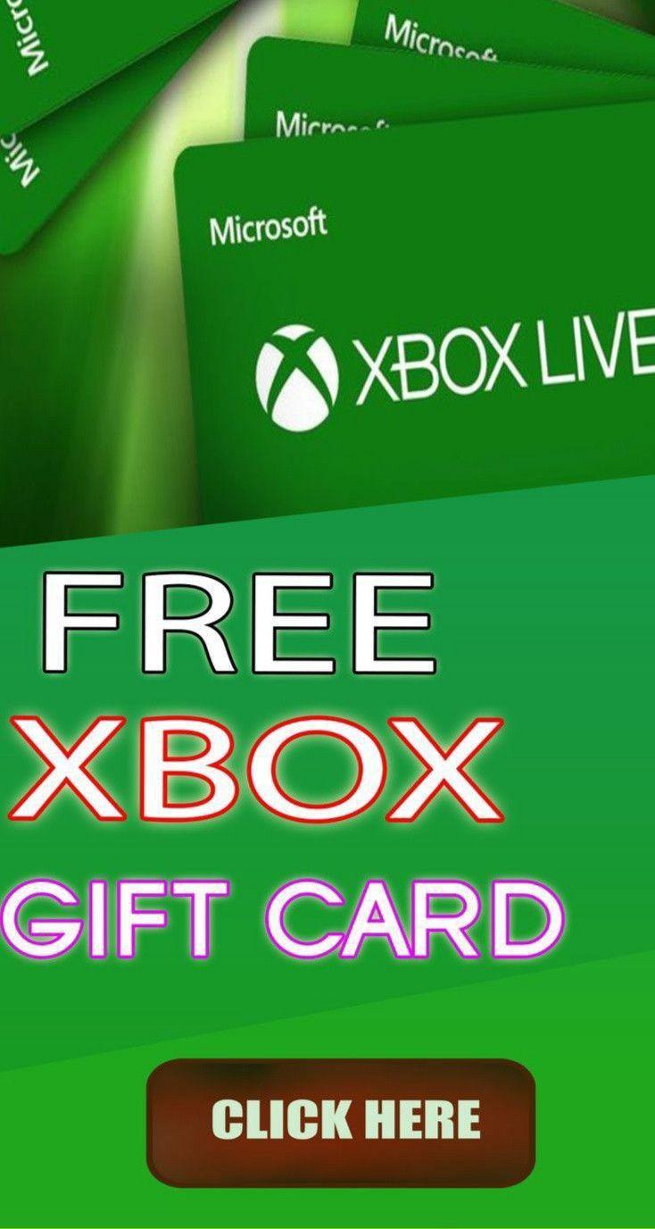 Free xbox gift card xbox gift card xbox gifts gift