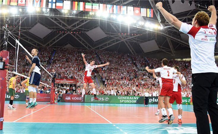 My life - Volleyball: Poczuj mundialową radość: Wygrać z Brazylią - dla Arka