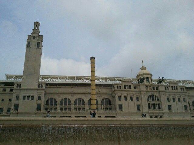 Estadi Olimpic Lluis Companys