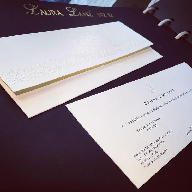 #elaozanwedding #bellacolor #belladugun #belladavetiye #bellacolordavetiye #lauralanz #lauradavetiye #lauralanzdavetiye #davetiye #invitation #wedding #dugun #zarf #envelope #kart #card #kutu #box #taşlıdavetiye #embossedinvitation #letterpressinvitations #kabartmadavetiye #istanbul #izmir #ankaradavetiye #ankara #antalya #adana #2016davetiyeleri