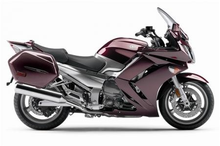 2007 Yamaha FJR1300.  Mine has 64,000 kms since May, 2008.  I'm planning my second cross-country trip to an FJR Rally in June :D