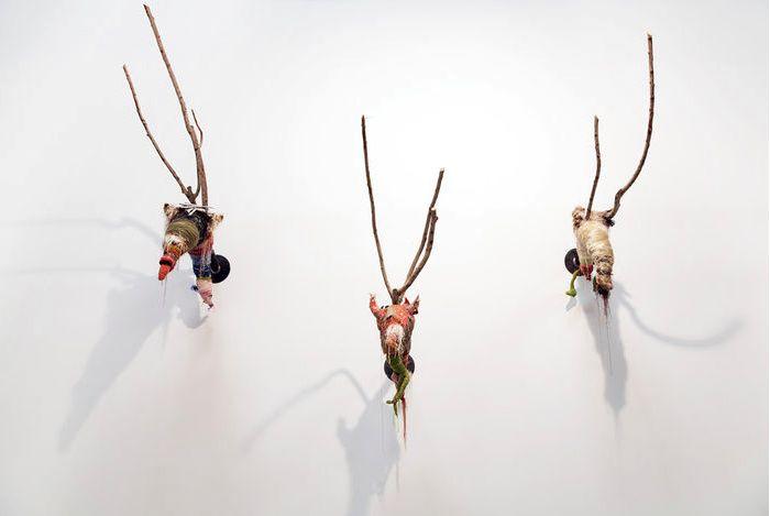 REVIEW: Rearranging the Career of Bita Fayyazi, Gallery Isabelle van den Eynde Dubai
