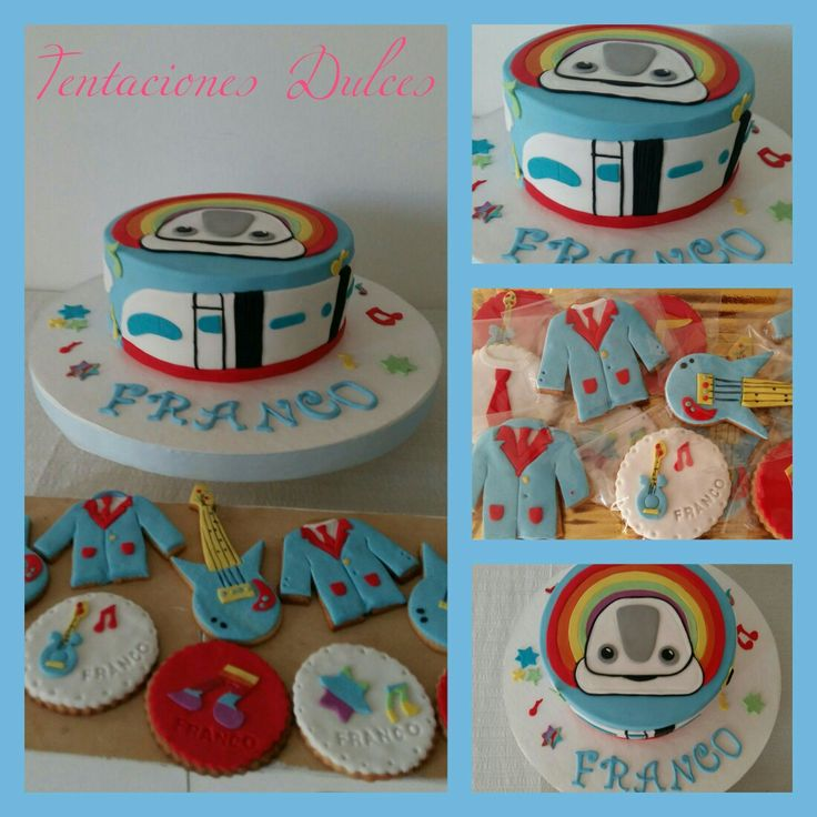 Junior Express  Torta y cookies