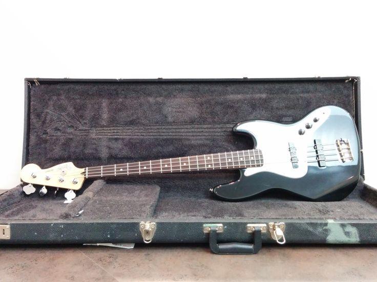 Fender Mexico 2006 Jazz Bass + Hard Case (EXC.)