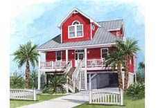 Beach House Plans | Coastal Home Plans