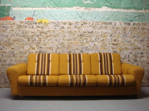 Vintage Couch Living Room