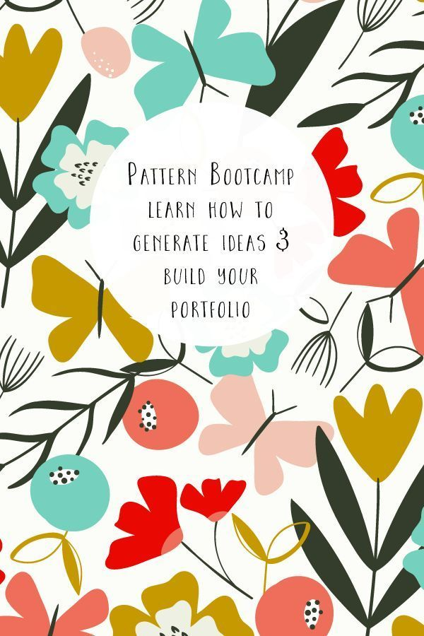 Pattern Bootcamp Learn How To Generate Unique Ideas To Build