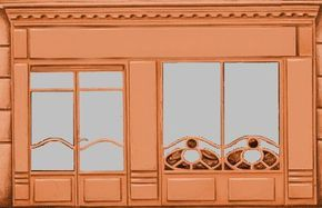facades & store fronts