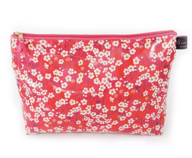 Mitsi Hot Pink Wash Bag