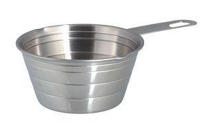 Mitta-astia, tälläinen tai läpinäkyvä. Mieluiten asteikko 0,5-1l