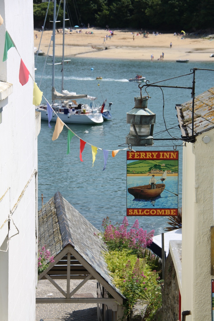 Salcombe. Home to the first #JackWills store