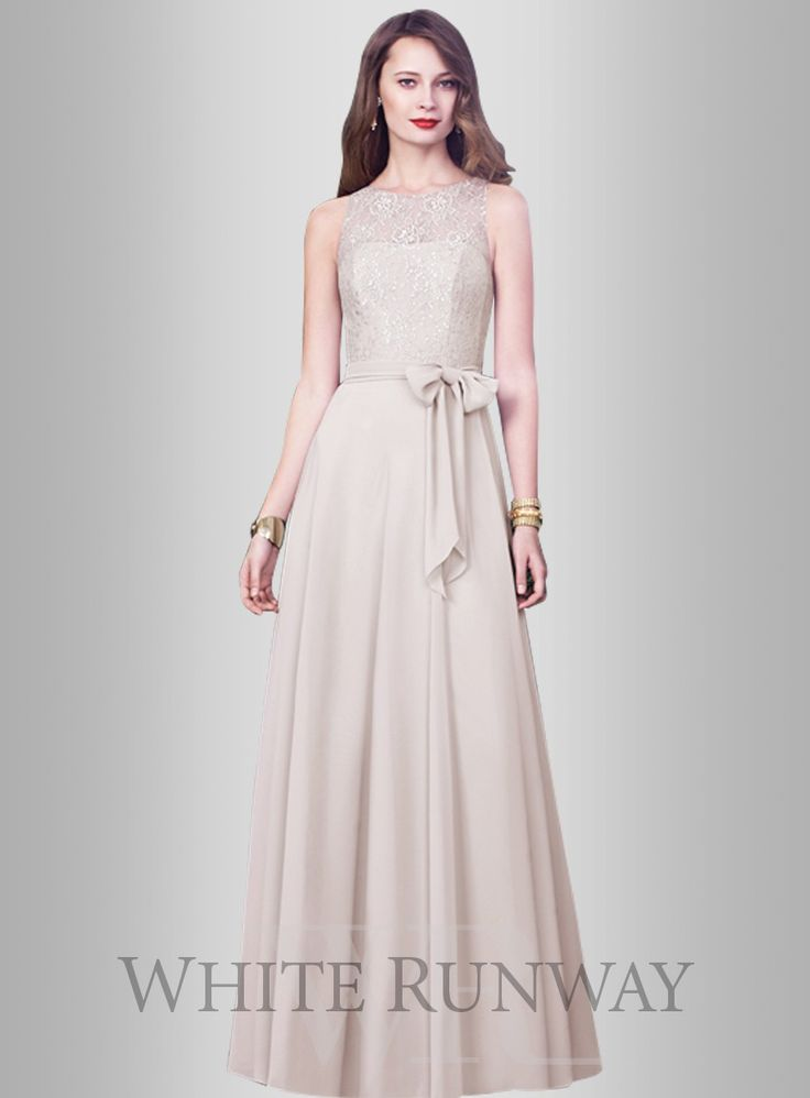 Sophia Lace Dress by Dessy Collections - $340