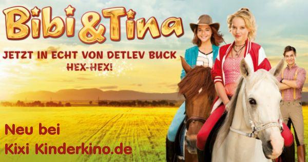 Bibi und Tina - Der Film! Jetzt bei www.kinderkino.de