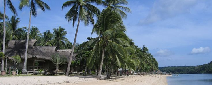 Ticao Island Beach Resort at Ticao Island, Bicol, Philippines