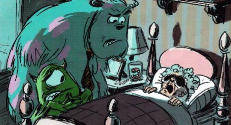 6 Unproduced Pixar Films and Sequels