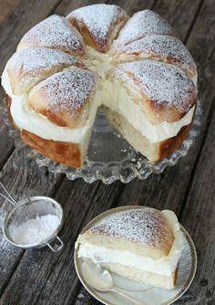 Chef Royale: La vraie tarte tropézienne                              …