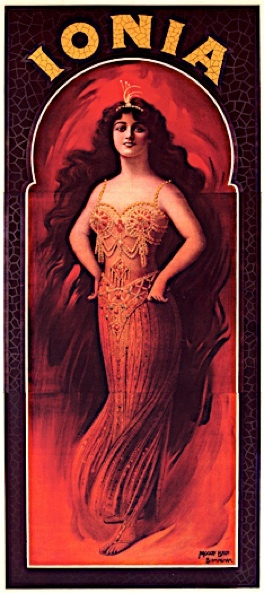 Ionia Goddess Of Magic Biography Magictricks Com