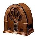 1932 Cathedral  Antique Radio