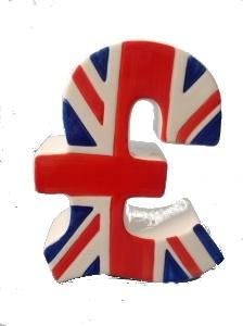 Union Jack Money Box