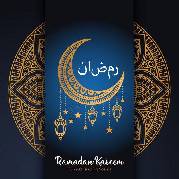 Luxury Ramadan Kareem Mandala Design Ramadan Kareem Ramadan Greetings Ramadan