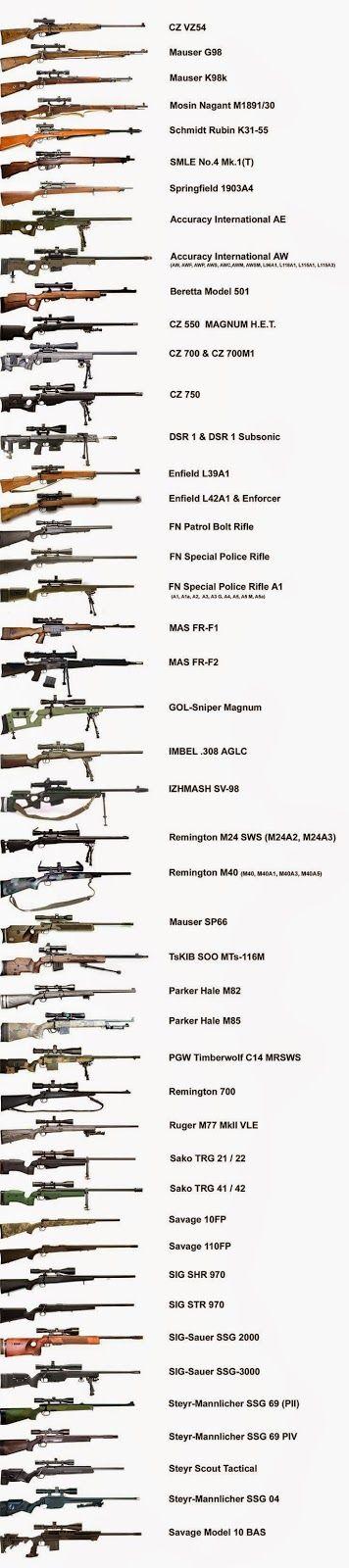 #Оружие - Снайперские винтовки: Zen Inside Zen
