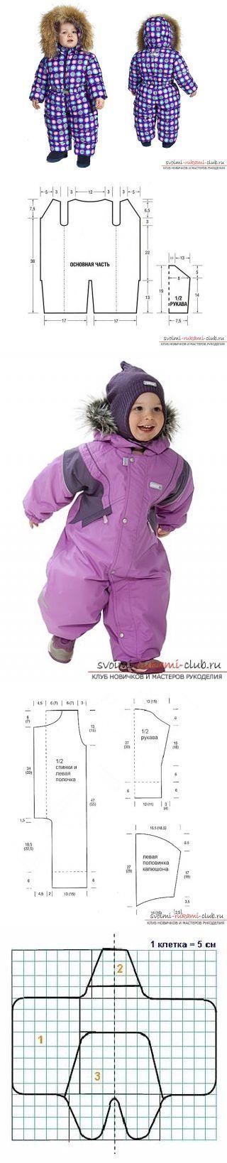 Моделирование детской одежды.(8часть)