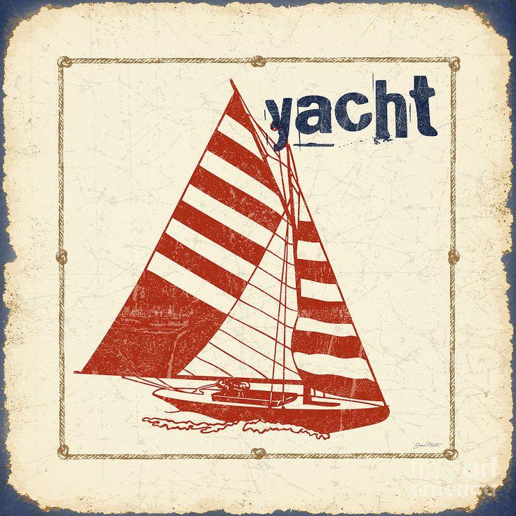 Vintage Nautical-jp2753 Painting