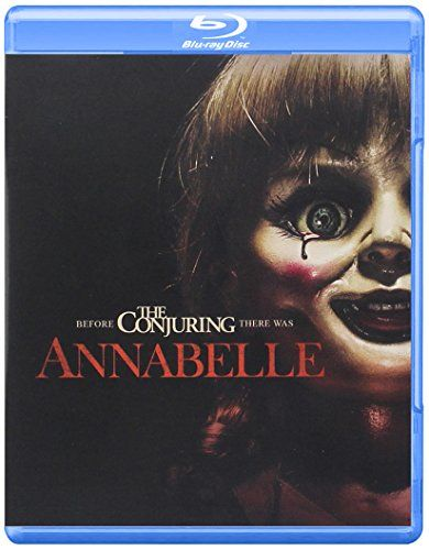 Annabelle (Blu-ray) NEW LINE HOME VIDEO