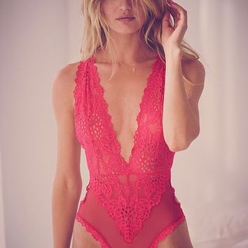 Limited Edition Cutout Teddy - Very Sexy - Victoria's Secret